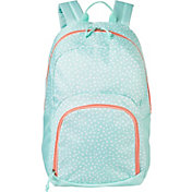 DSG Adventure Backpack in Mini Dots/Beach Glass