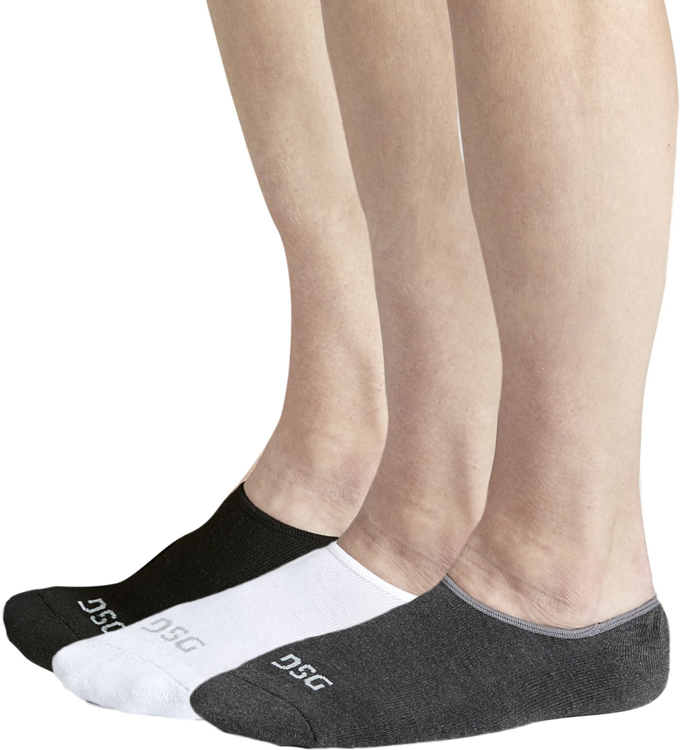 DSG Footie Socks 3 Pack