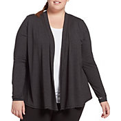 DSG Women's Plus Size Everyday Cardigan