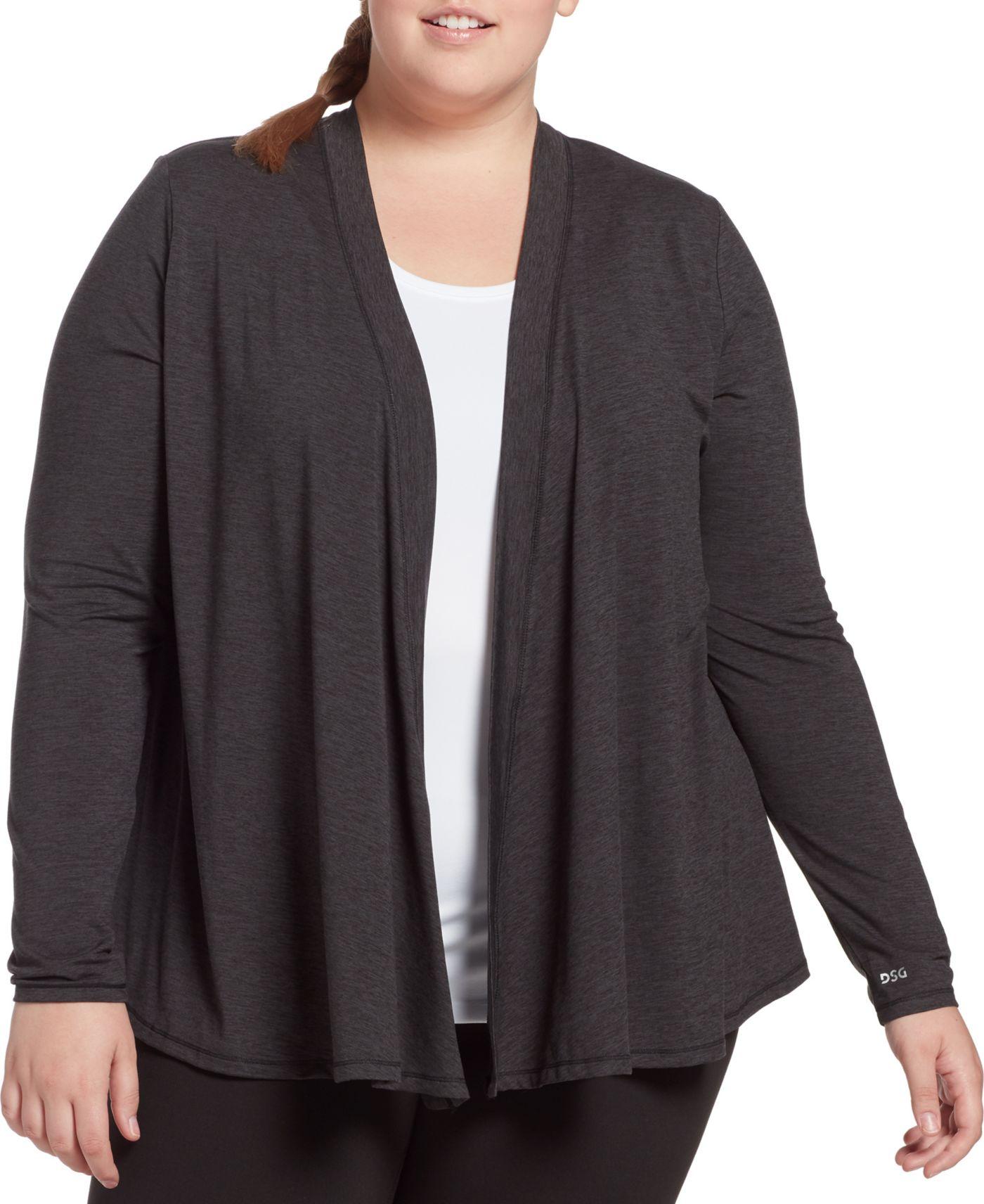 DSG Women's Plus Size Everyday Cardigan