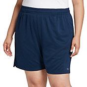 "DSG Women's Plus Size Performance 7"" Shorts"