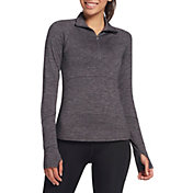 DSG Women's Cold Weather 1/2 Zip Long Sleeve Shirt