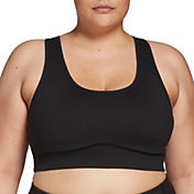 DSG Women's Plus Size Compression Cut and Sew Sports Bra