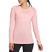 DSG Women's Core Cotton Jersey Long Sleeve Shirt