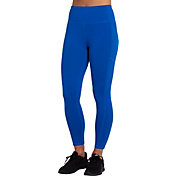 DSG Women's Performance 7/8 Leggings in Blue Blaze