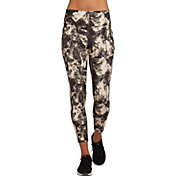 DSG Women's Performance 7/8 Leggings in Elemental Camo