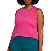 DSG Women's Plus Size Core Cotton Jersey Tank Top