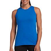 DSG Women's Core Tank Top in Blue Blaze