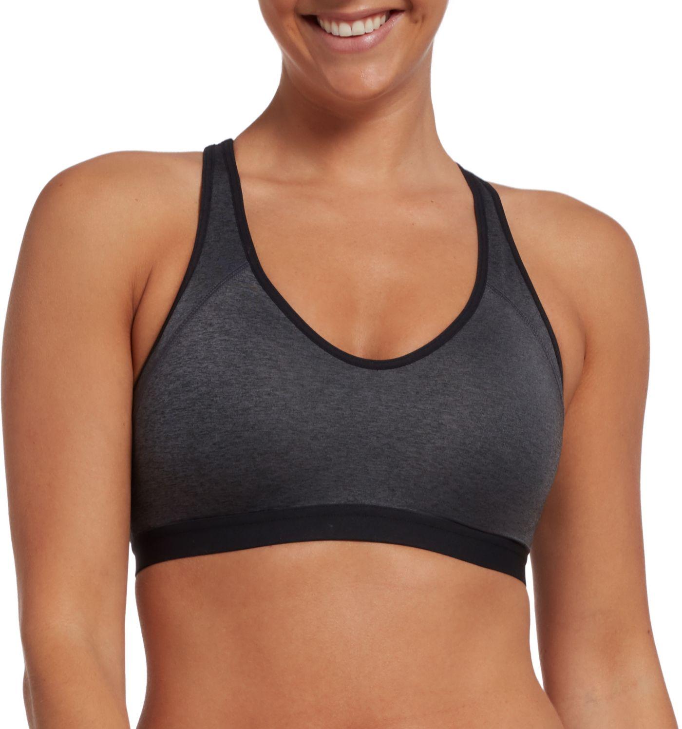 DSG Women's Adjustable High Support Sports Bra