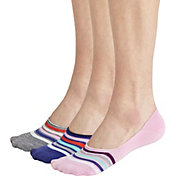 DSG Women's Fashion Footie Socks - 3 Pack