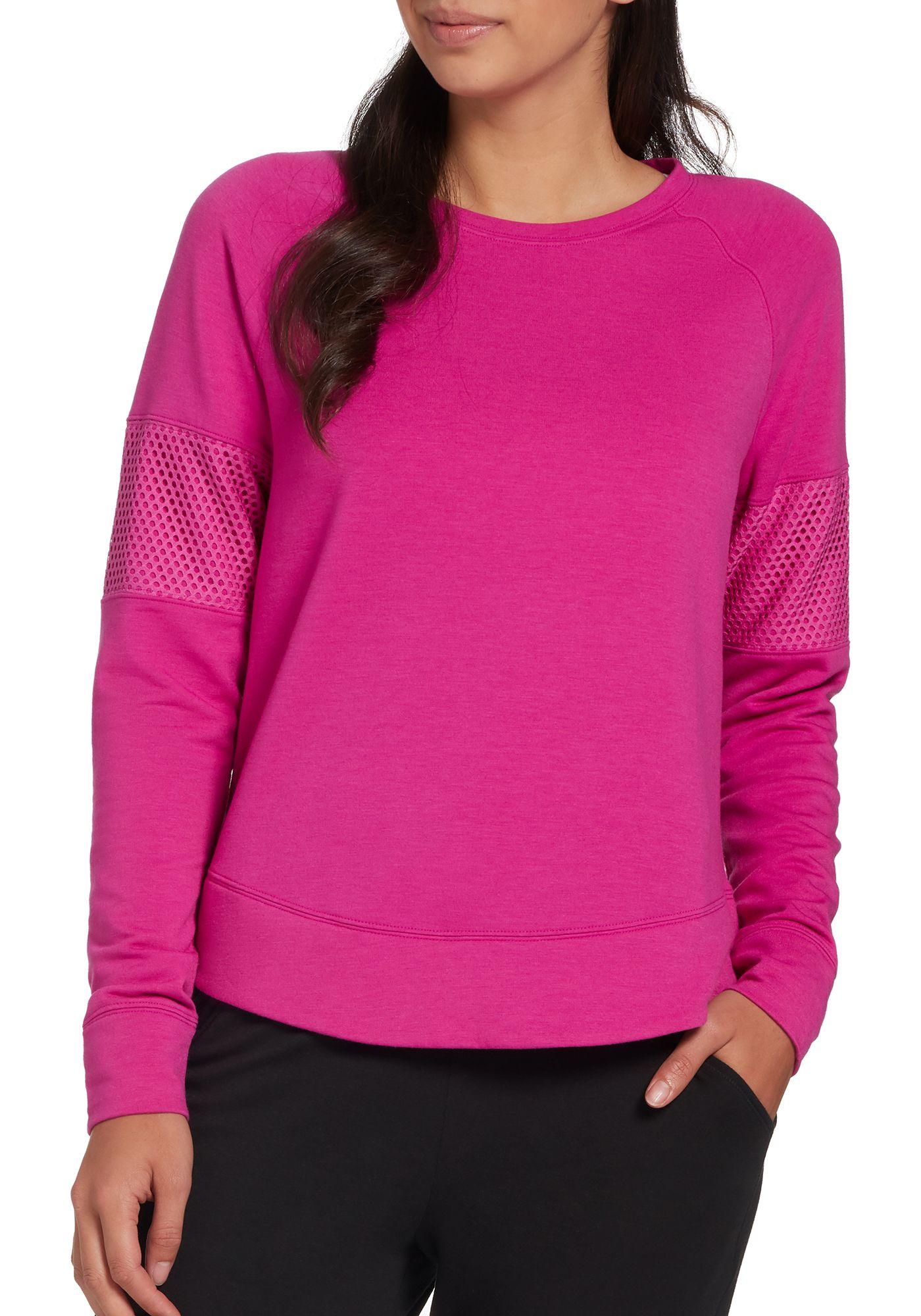 DSG Women's Fleece Crew Sweatshirt