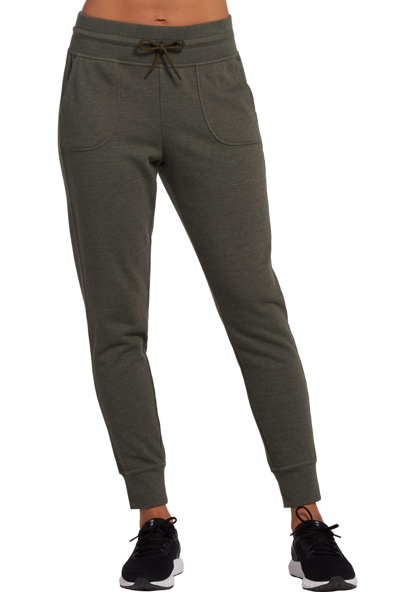 DSG Women's Fleece Jogger Pants
