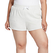 DSG Women's Plus Size Fleece Shorts