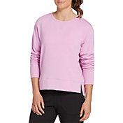 DSG Women's Fleece Crewneck Sweatshirt