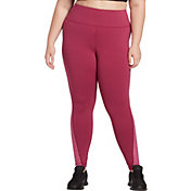 DSG Women's Plus Size Performance Fashion Basic Heather Tights