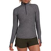 DSG Women's Performance 1/4 Zip Long Sleeve Shirt