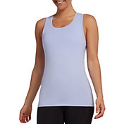 DSG Women's Performance Tight Fit Tank Top in Icy Purple