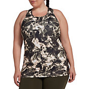 DSG Women's Plus Size Performance Tight Fit Tank Top