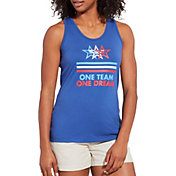 Women's Americana Graphic Tank Top