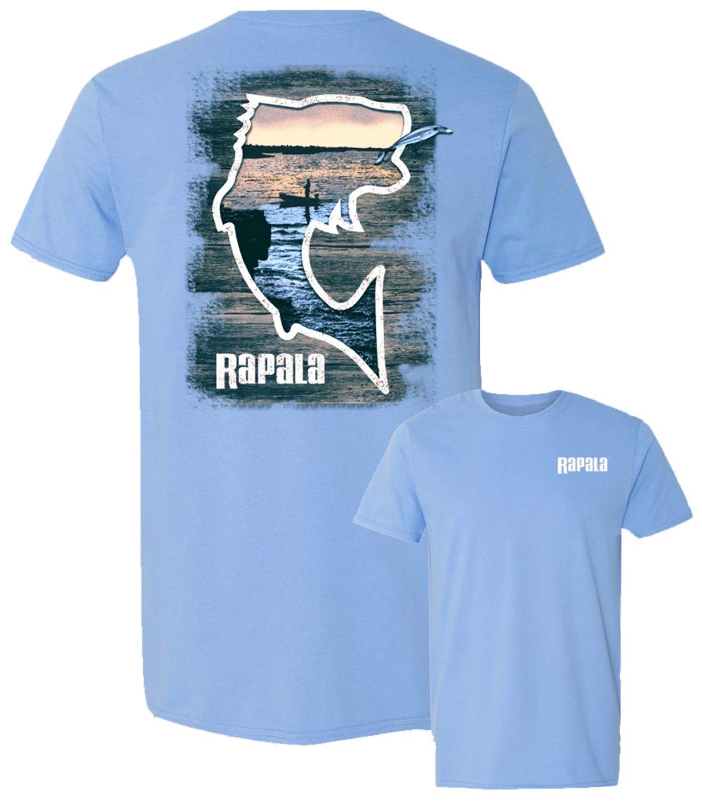 Rapala Men's Casting At Dusk T-Shirt