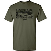 Rapala Men's Catching Bass and Taking Names T-Shirt