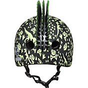 Raskullz Toddler T-Rex Bones Mohawk Helmet