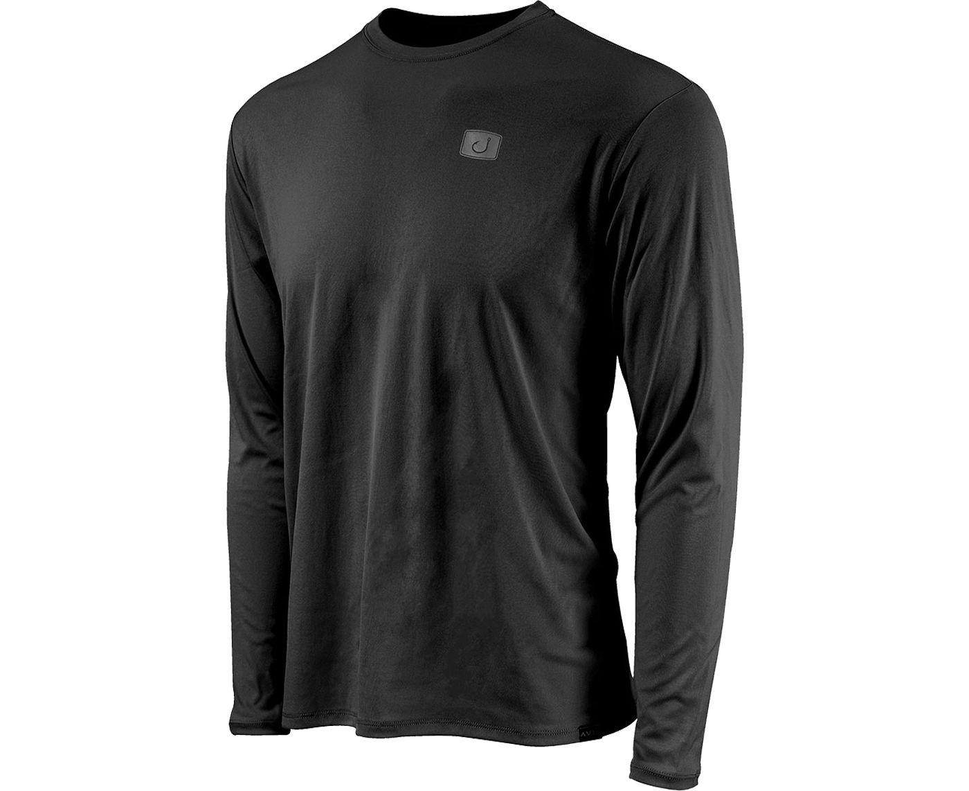 AVID Men's Core AVIDry Long Sleeve Performance Shirt