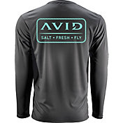 AVID Men's All Waters AVIDry Long Sleeve Performance Shirt