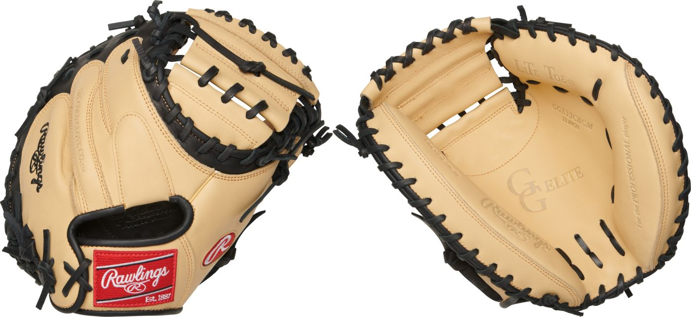 Rawlings 33'' GG Elite Series Catcher's Mitt 2020