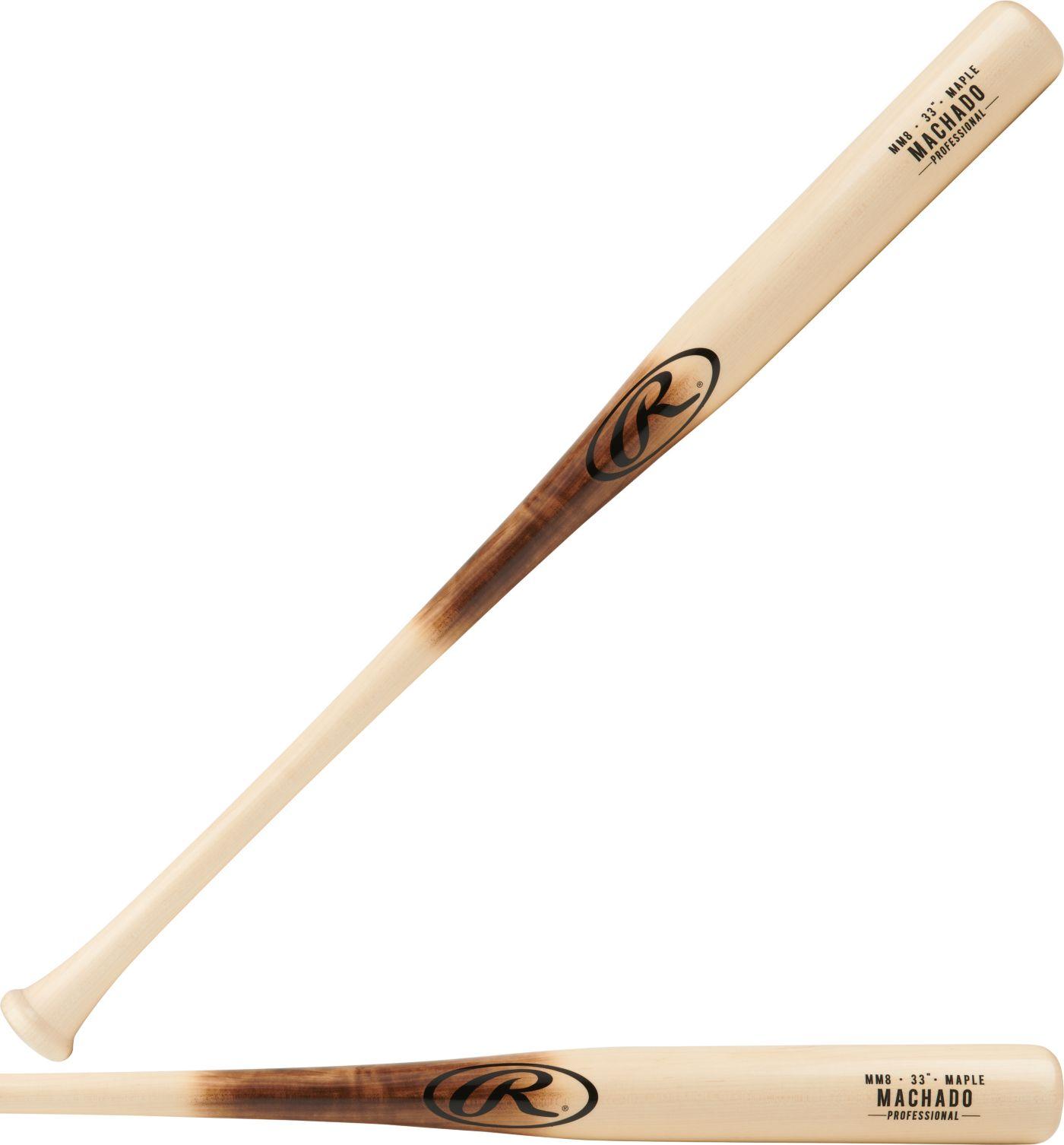 Rawlings Pro Label Series Manny Machado Maple Bat 2020