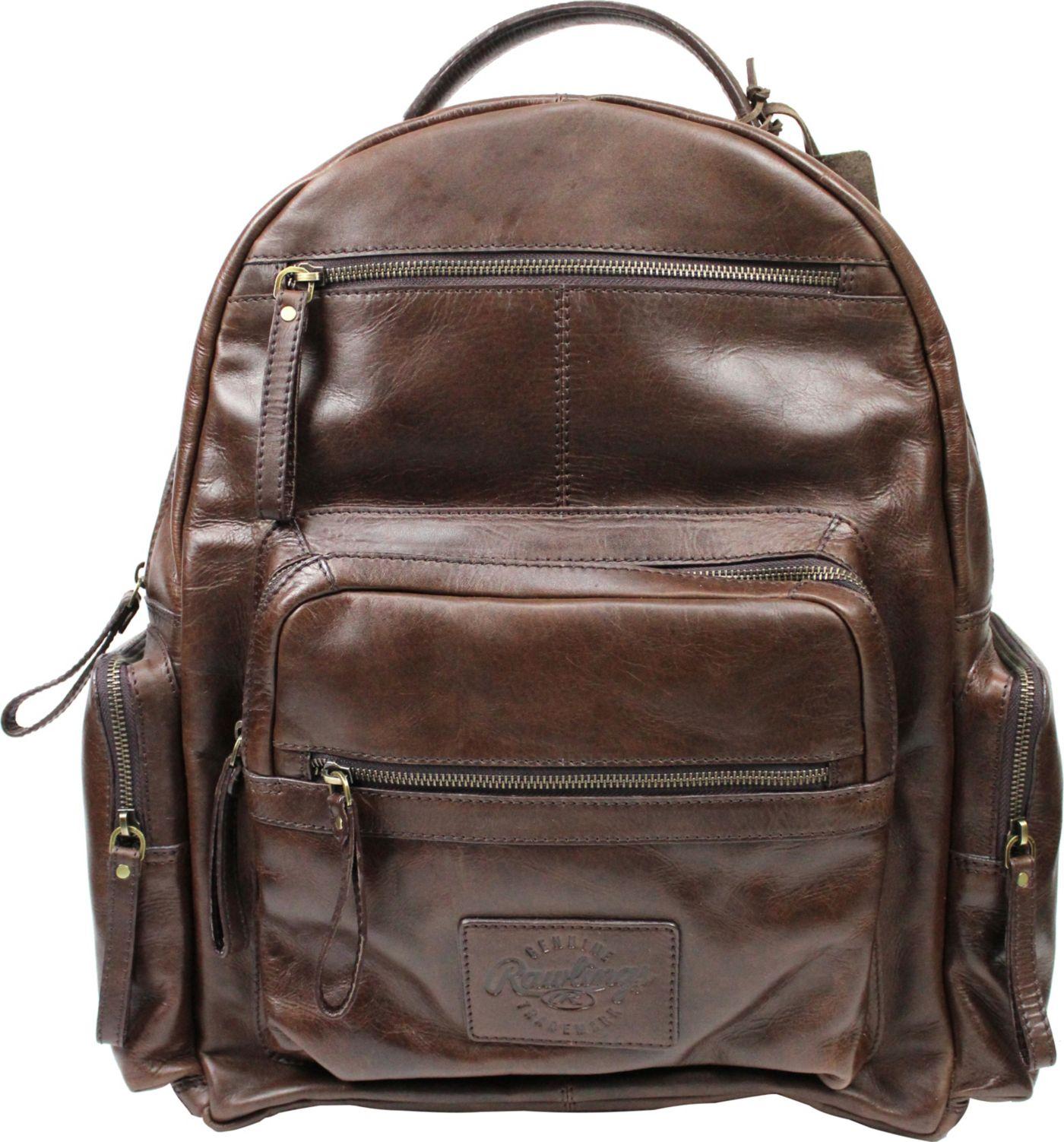 Rawlings Frankie Leather Backpack