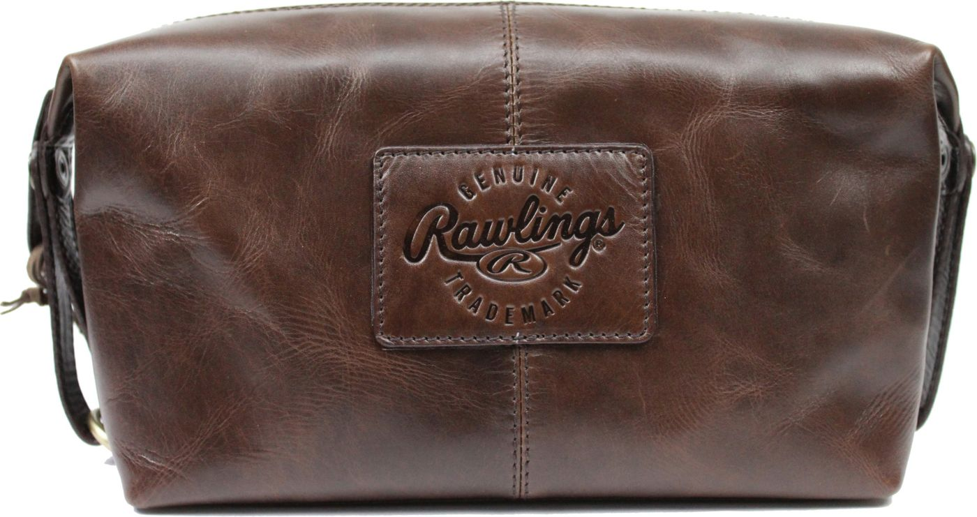 Rawlings Frankie Leather Travel Kit