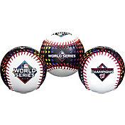 Rawlings 2019 World Series Champions Washington Nationals Logo Baseball