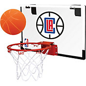 Rawlings Los Angeles Clippers Polycarbonate Hoop Set