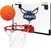Rawlings Charlotte Hornets Polycarbonate Hoop Set