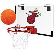 Rawlings Miami Heat Polycarbonate Hoop Set