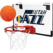 Rawlings Utah Jazz Polycarbonate Hoop Set