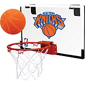 Rawlings New York Knicks Polycarbonate Hoop Set