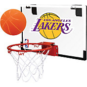 Rawlings Los Angeles Lakers Polycarbonate Hoop Set