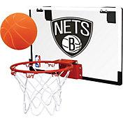 Rawlings Brooklyn Nets Polycarbonate Hoop Set