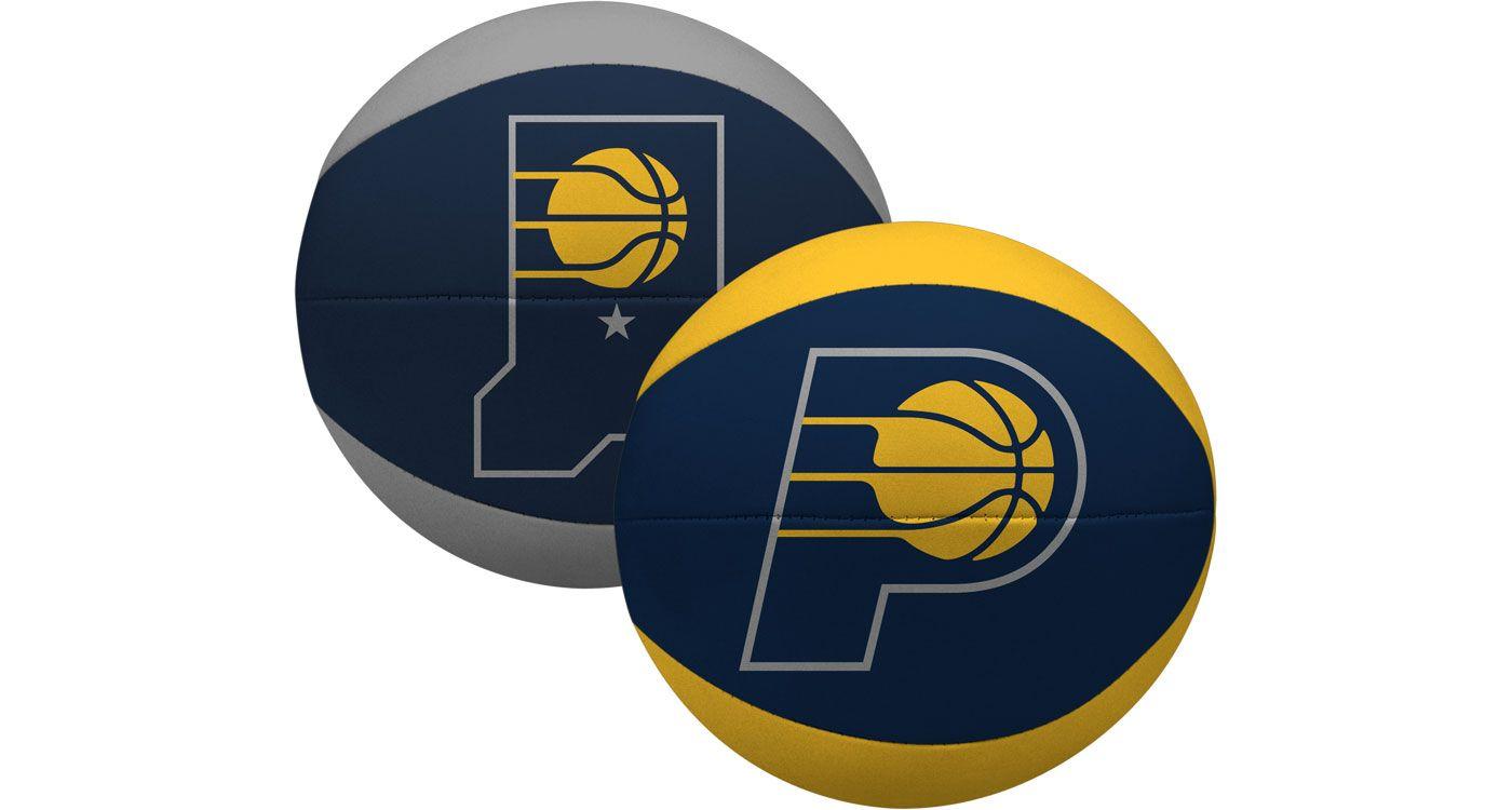 "Rawlings Indiana Pacers 4"" Softee Basketball"