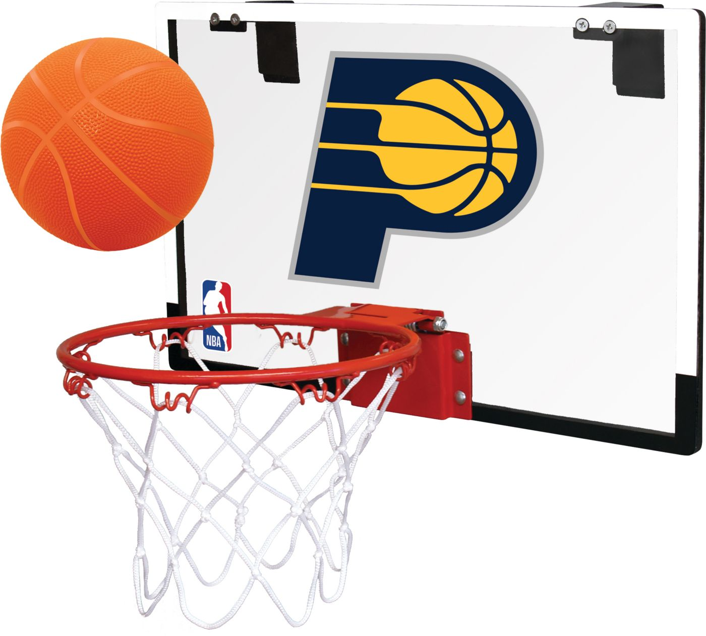 Rawlings Indiana Pacers Polycarbonate Hoop Set