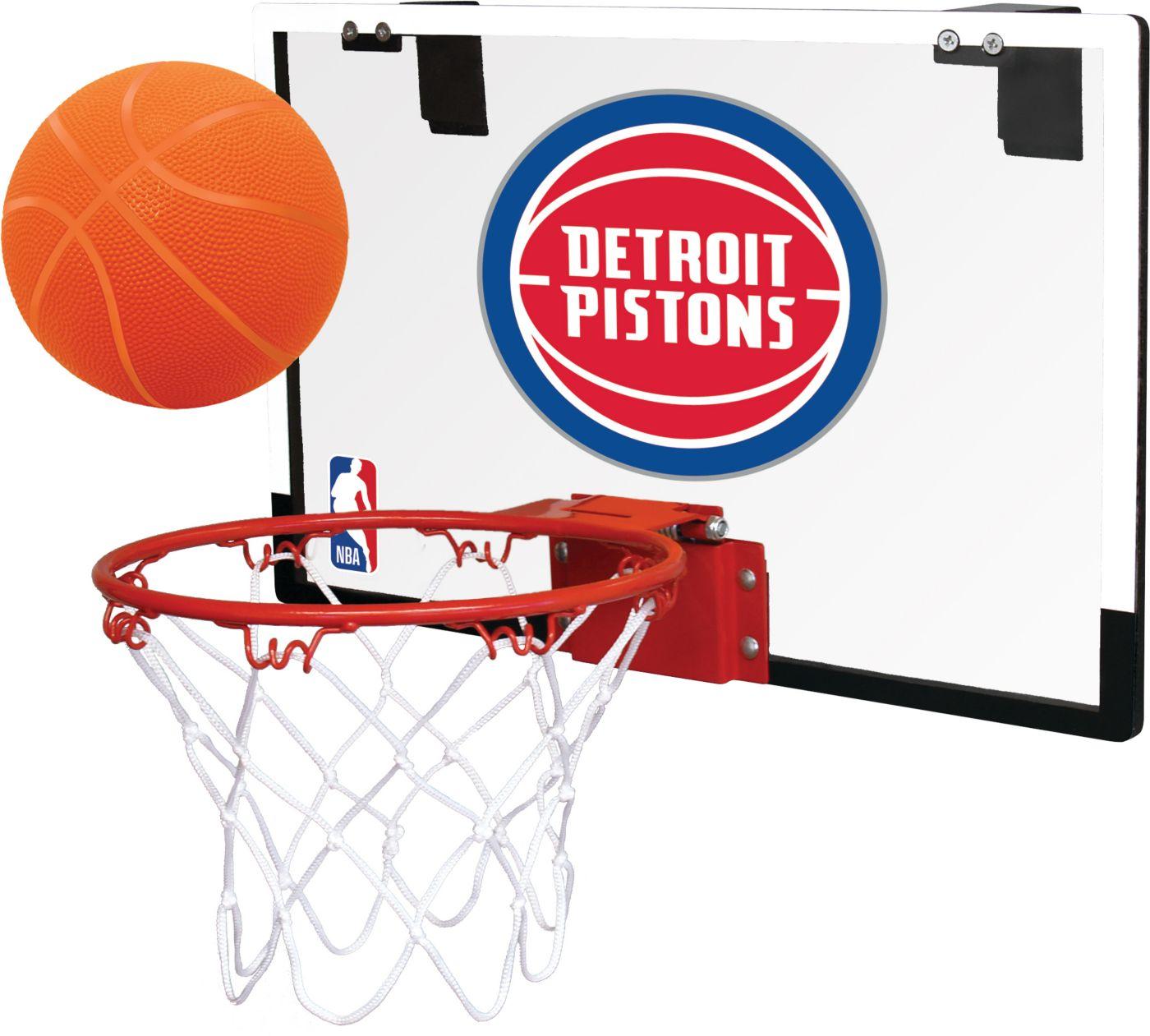 Rawlings Detroit Pistons Polycarbonate Hoop Set