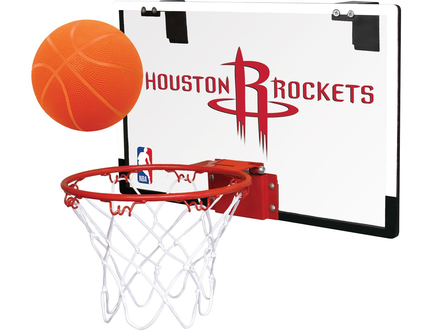 Rawlings Houston Rockets Polycarbonate Hoop Set
