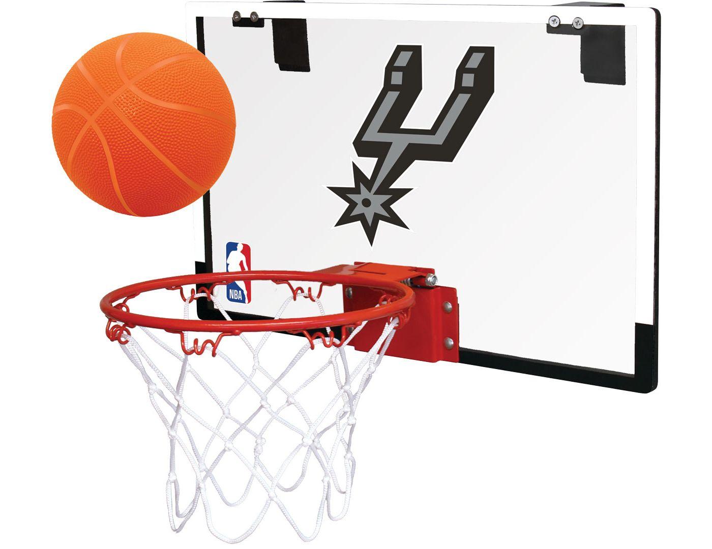 Rawlings San Antonio Spurs Polycarbonate Hoop Set