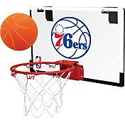 Rawlings Philadelphia 76ers Polycarbonate Hoop Set