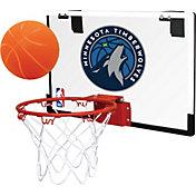 Rawlings Minnesota Timberwolves Polycarbonate Hoop Set