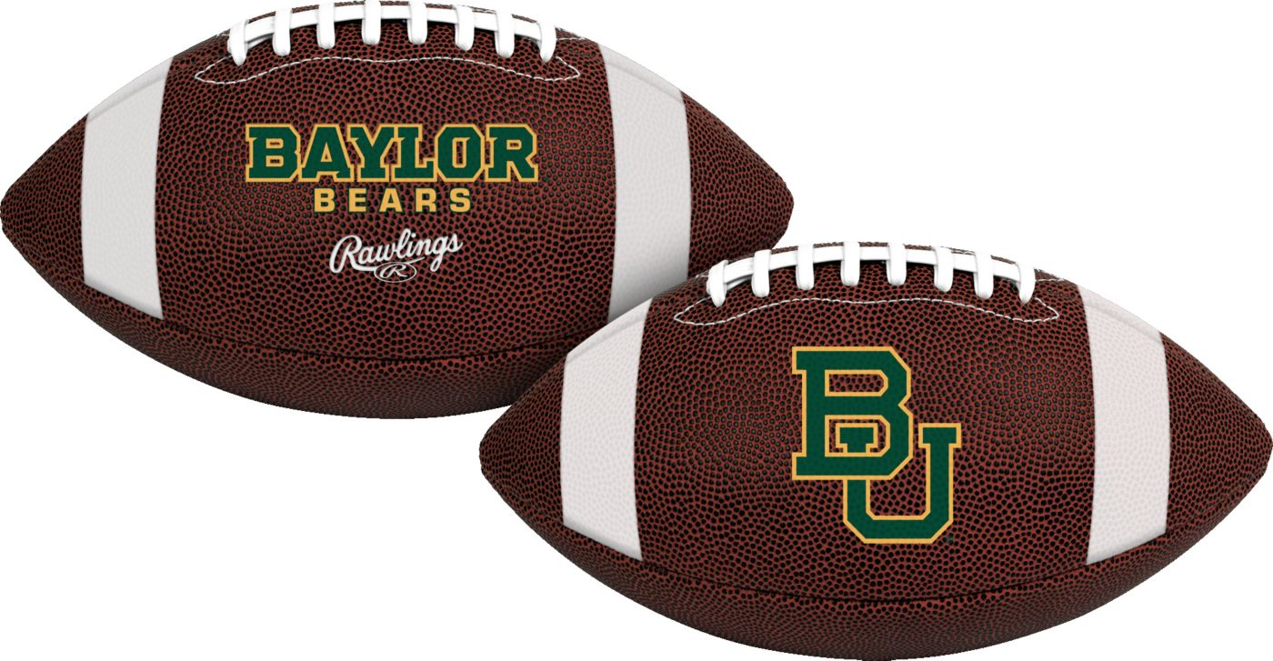 Rawlings Baylor Bears Air It Out Youth Football