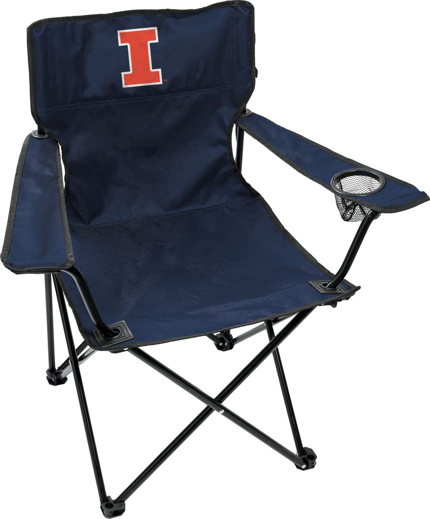 Rawlings Illinois Fighting Illini Game Day Chair