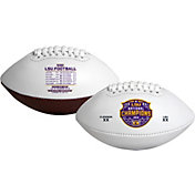 Rawlings 2019 National Champions LSU Tigers Full Size Football